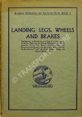 Landing Legs, Wheels and Brakes  by MOLLOY, E. (ed.)