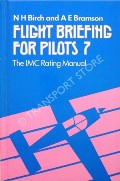 Book cover of Flight Briefing for Pilots  by BIRCH, N.H. & BRAMSON, A.E.