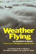 Book cover of Weather Flying  by BUCK, Robert N.