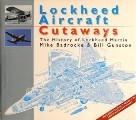 Lockheed Aircraft Cutaways  by BADROCKE, Mike & GUNSTON, Bill