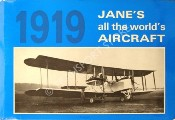 Jane's All the World's Aircraft 1919 by JANE, Fred T. (ed.)