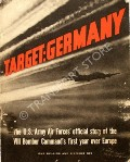 Target: Germany  by Air Ministry