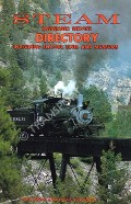 Steam Passenger Service Directory / Empire State Railway Guide to Tourist Railroads and Museums by BOGEN, Stephen D. & COHEN, Martin H. (eds.)