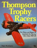 Thompson Trophy Racers  by HUNTINGTON, Roger