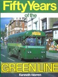 Fifty Years of the Green Line  by WARREN, Kenneth