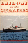 Railway and Other Steamers  by DUCKWORTH, Christian Leslie Dyce & LANGMUIR, Graham Easton