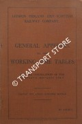 General Appendix to the Working Time Tables, 1937 by London Midland & Scottish Railway
