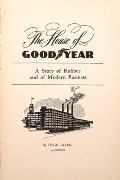 The House of Goodyear  by ALLEN, Hugh