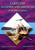 Lakeland Aviation and Airfields of the 20th Century  by DAVIES, Ken