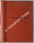Who's Who in Aviation 1928 by LINNEY, A.G. & SPRIGG, T. Stanhope (eds.)