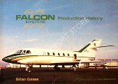 Falcon 20 Mystere Production History  by GATES, Brian
