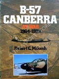 B-57 Canberra at War  by MIKESH, Robert C.