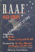 RAAF Over Europe  by JOHNSON, Frank (ed.)