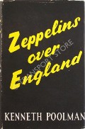 Zeppelins over England  by POOLMAN, Kenneth