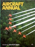 Aircraft Annual 1972  by TAYLOR, J.W.R. (ed.)