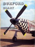 Book cover of Duxford Diary 1942 - 1945 by 78th Fighter Group, USAF