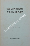 Book cover of Aberayron Transport  by COZENS, Lewis