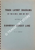 Book cover of Track Layout Diagrams of the GWR and BR WR  by COOKE, R.A.