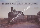 The High Peak & Tissington Railways  by BROOMHEAD, Nic