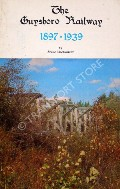 The Guysboro Railway 1897-1939  by MacDONALD, Bruce