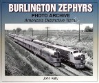 Burlington Zephyrs Photo Archive  by KELLY, John