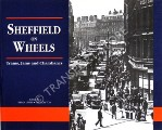 Book cover of Sheffield on Wheels  by LEWIS, Brian & CLAYTON, Ian (eds.)