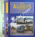 Alexanders Buses Remembered  by CONDIE, Allan T.