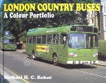 London Country Buses  by BAKER, Michael H.C.