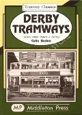 Derby Tramways  by BARKER, Colin