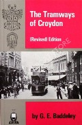 The Tramways of Croydon  by BADDELEY, G.E.