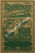 Book cover of Pullman and Perfection by BURTT, F. & BECKERLEGGE, W.
