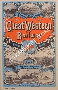 Time Tables of the Great Western Railway - January, February, March and April 1902 by Great Western Railway