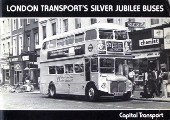 London Transport's Silver Jubilee Buses  by anon [Capital Transport]